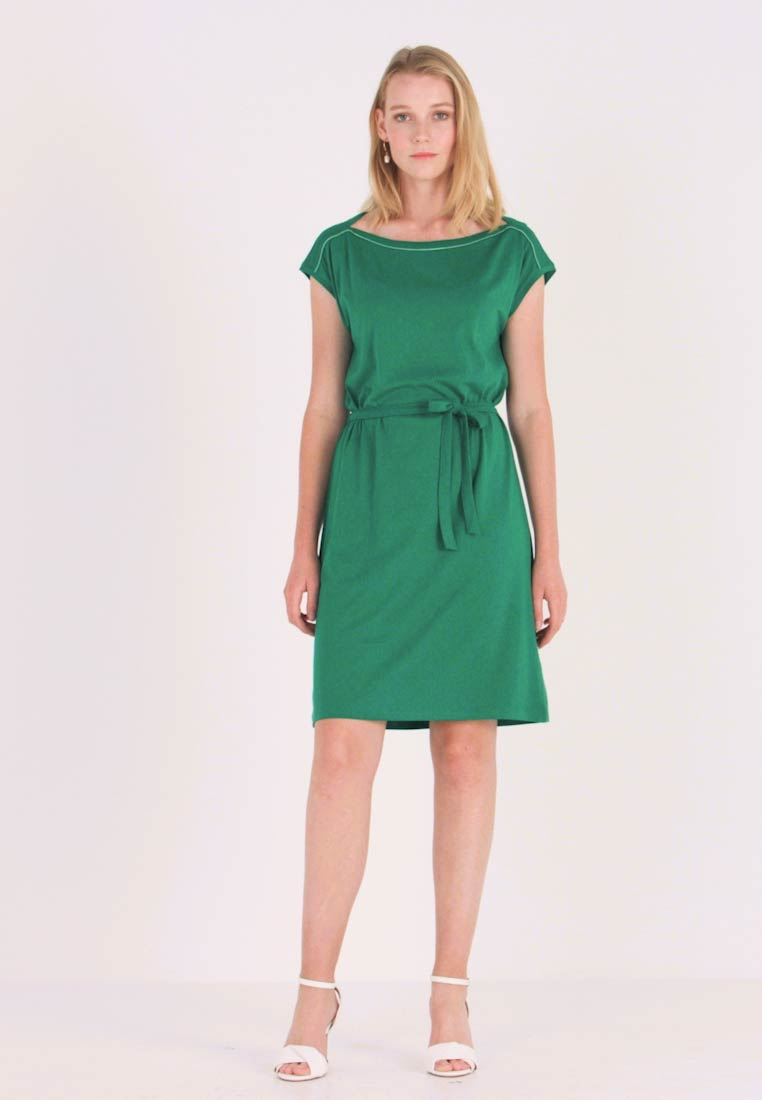 s.Oliver - Jersey dress - green