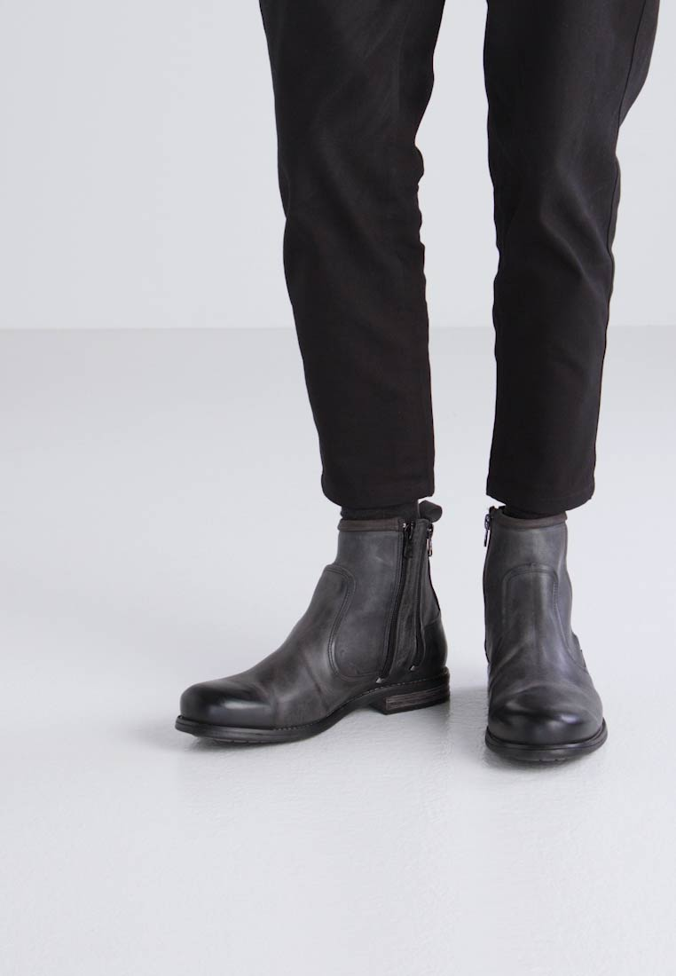Sneaky Steve MARSHAL  - Stiefelette - charcoal  MARSHAL Tragbare Schuhe 6a2337