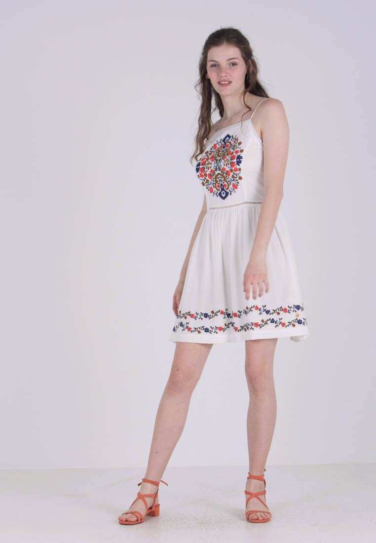 Superdry - Day dress - fitted waist