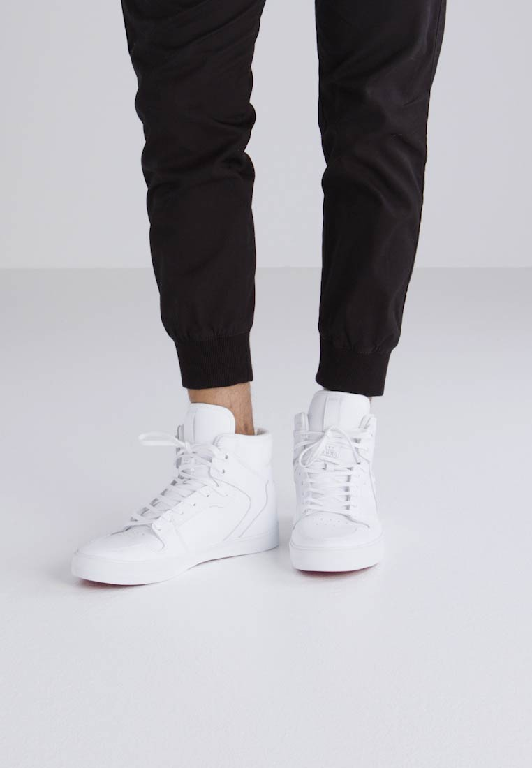 White Classic Trainers red Vaider top High Supra xXwaO7X