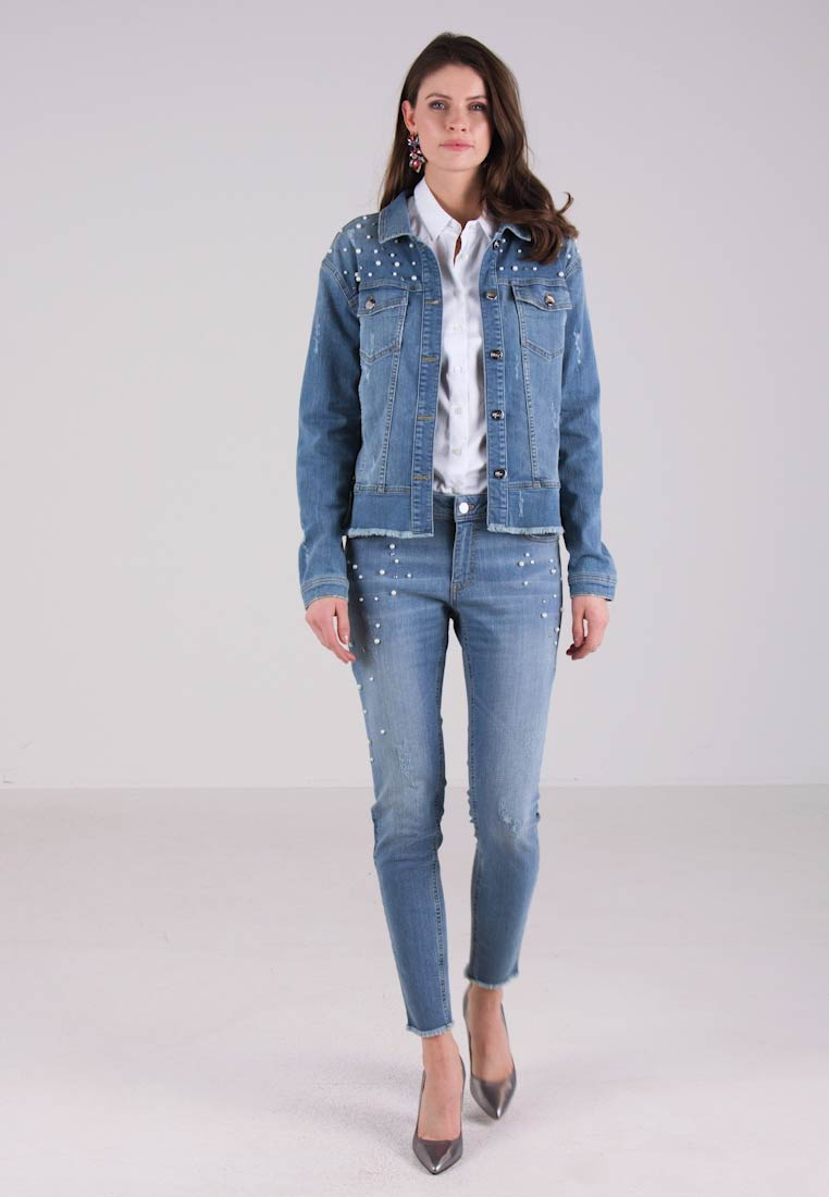 Blue Denim Jacket Talkabout Outlet Store w6EaBxIfqf