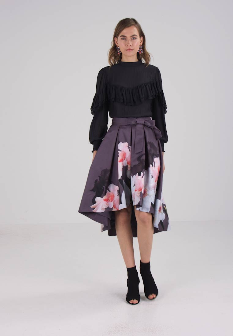 Ted Baker THALI CHATSWORTH FULL MIDI SKIRT - A-lijn rok