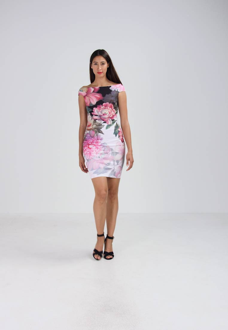 Ted Baker EMLY - Robe fourreau rose