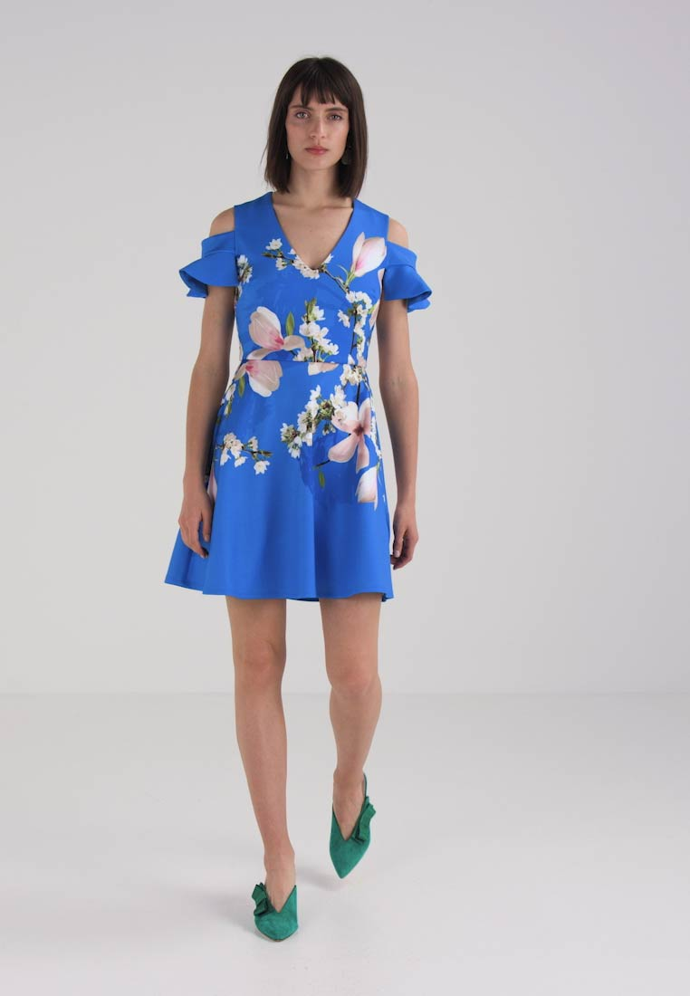 Ted Baker AMBRE HARMONY COLD SHOULDER DRESS - Cocktail dress / Party ...