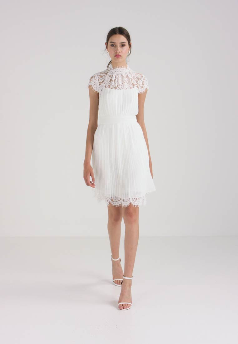 TFNC - BAIRBRE MIDI BRIDAL - Cocktail dress / Party dress - ivory