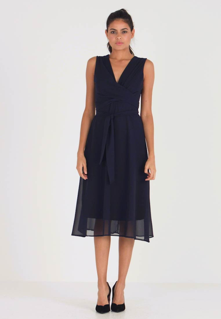 TFNC - WINONA DRESS - Cocktailklänning - navy