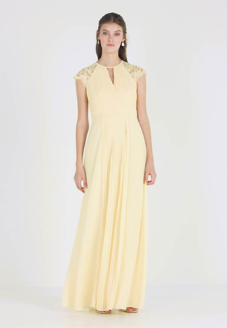 TFNC - NEITH MAXI - Ballkleid - pastel yellow