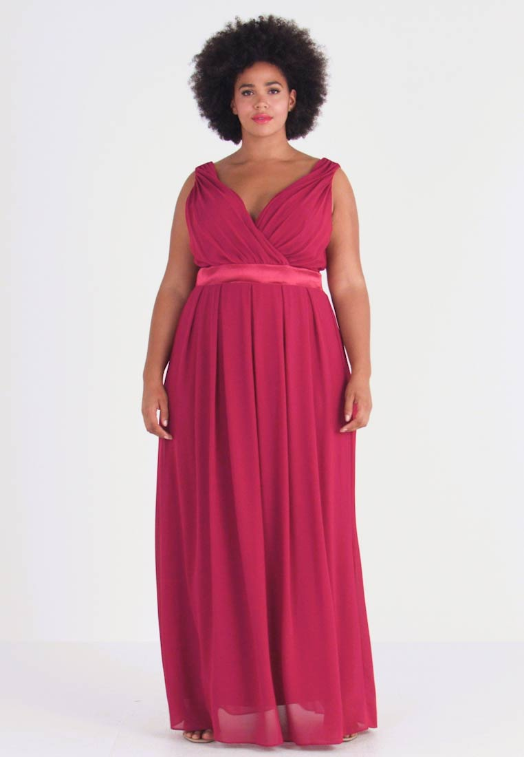 TFNC Curve - KILLY - Occasion wear - mulberry