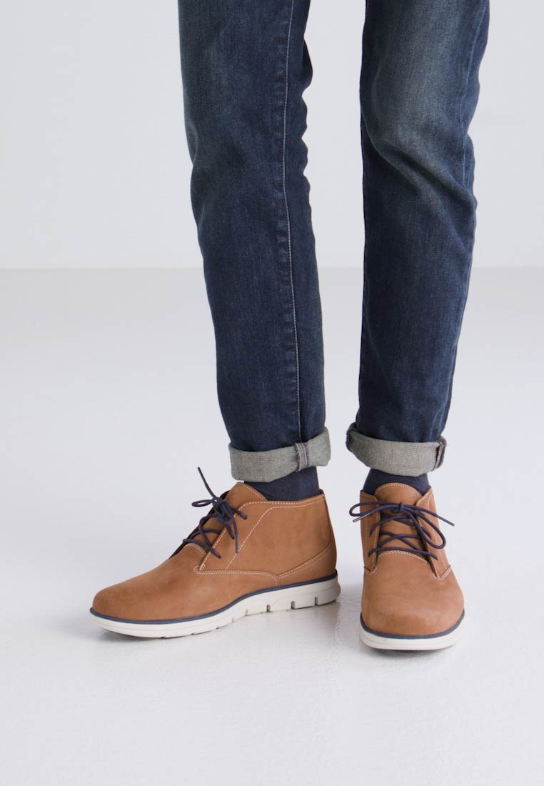 BradstreetChaussures Lacets Timberland Timberland À Marron Y6g7ybfv