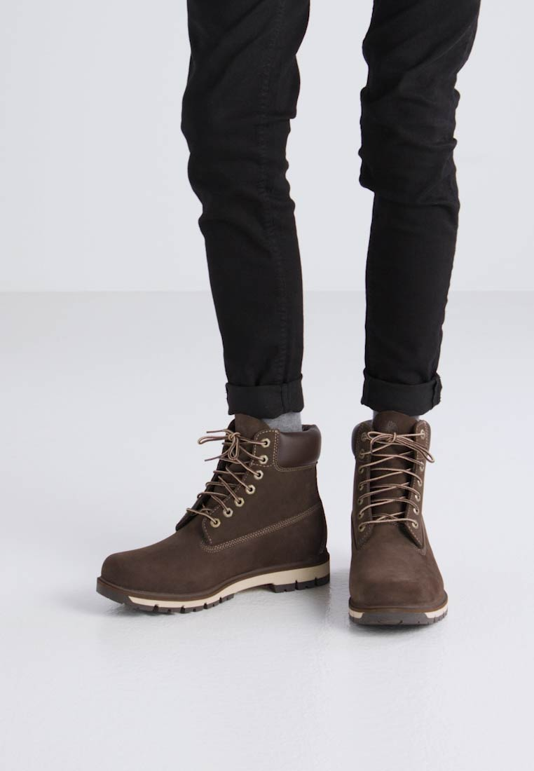 Timberland RADFORD 6 IN BOOT WP - Bottines à lacets marron clair CnegT