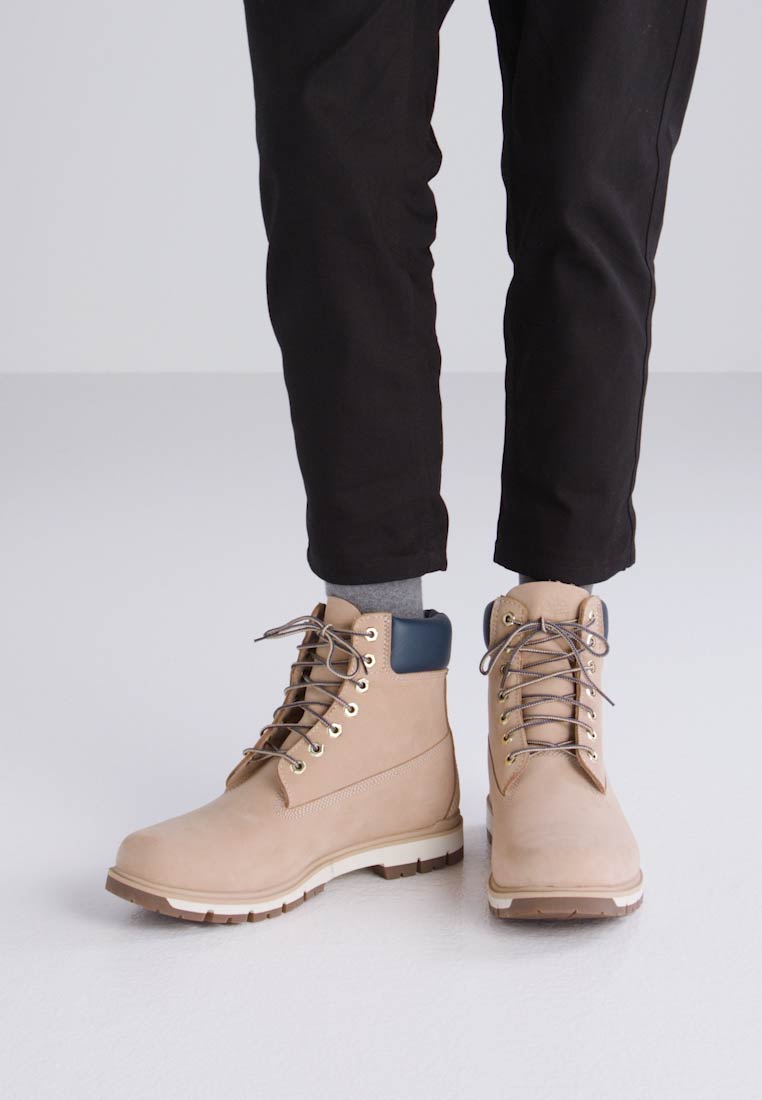 Timberland RADFORD 6 INCH BOOT WP - Botines con cordones iced coffee 1tlsCf