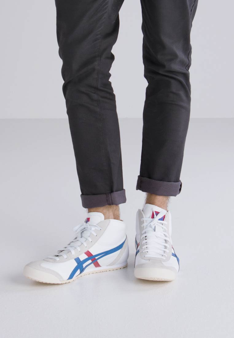 Trainers daphne Onitsuka Mexico High Mid Tiger Runner White top ZqOBYHw
