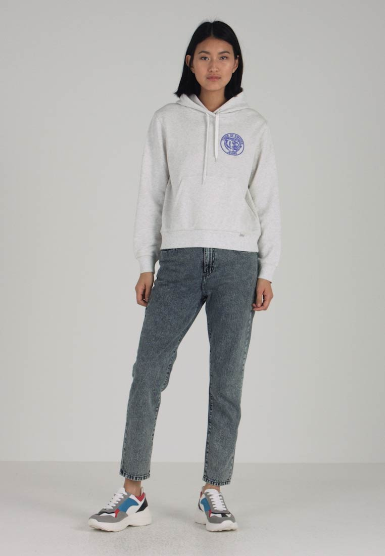 Tiger of Sweden Jeans - OPTIC - Hoodie - white light