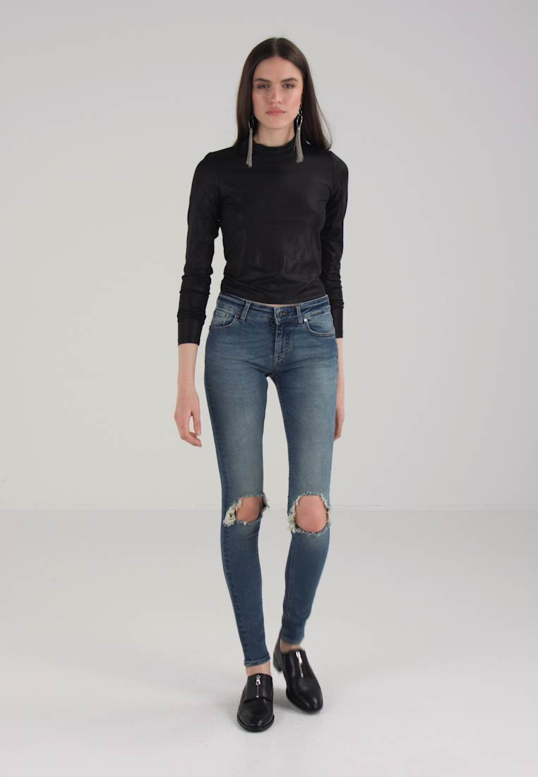 Tiger of Sweden Jeans SLIGHT     - Jeans Skinny Fit - blue denim