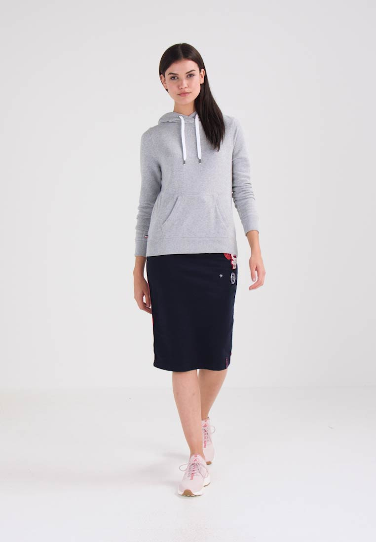 Tommy Jeans Hoodie - light grey