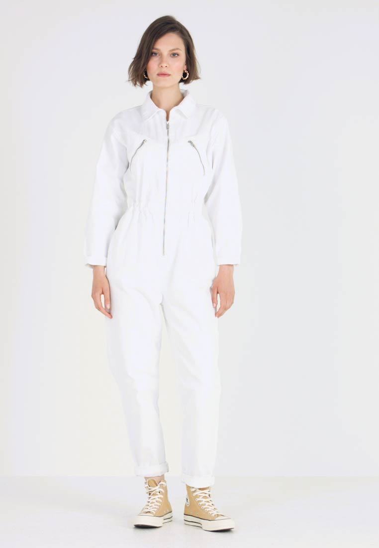 Topshop - Overal - white