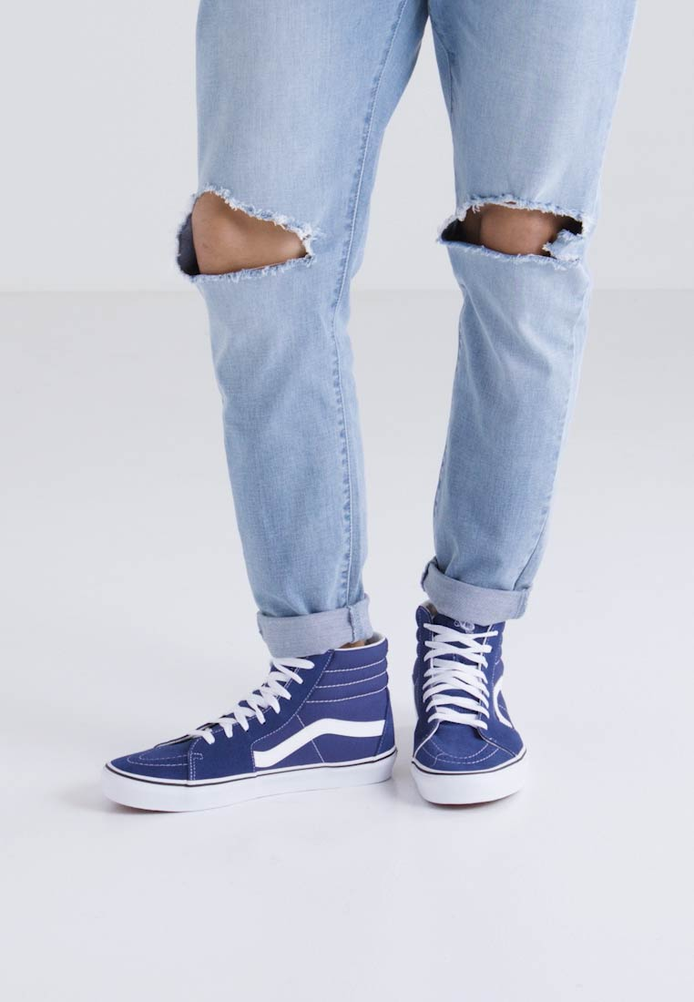 Vans SK8 - Høye joggesko - estate blue/true white