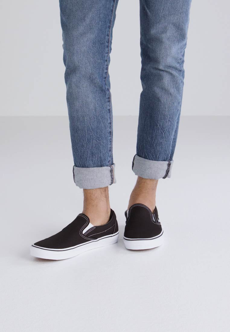 vans slip on checkerboard zalando