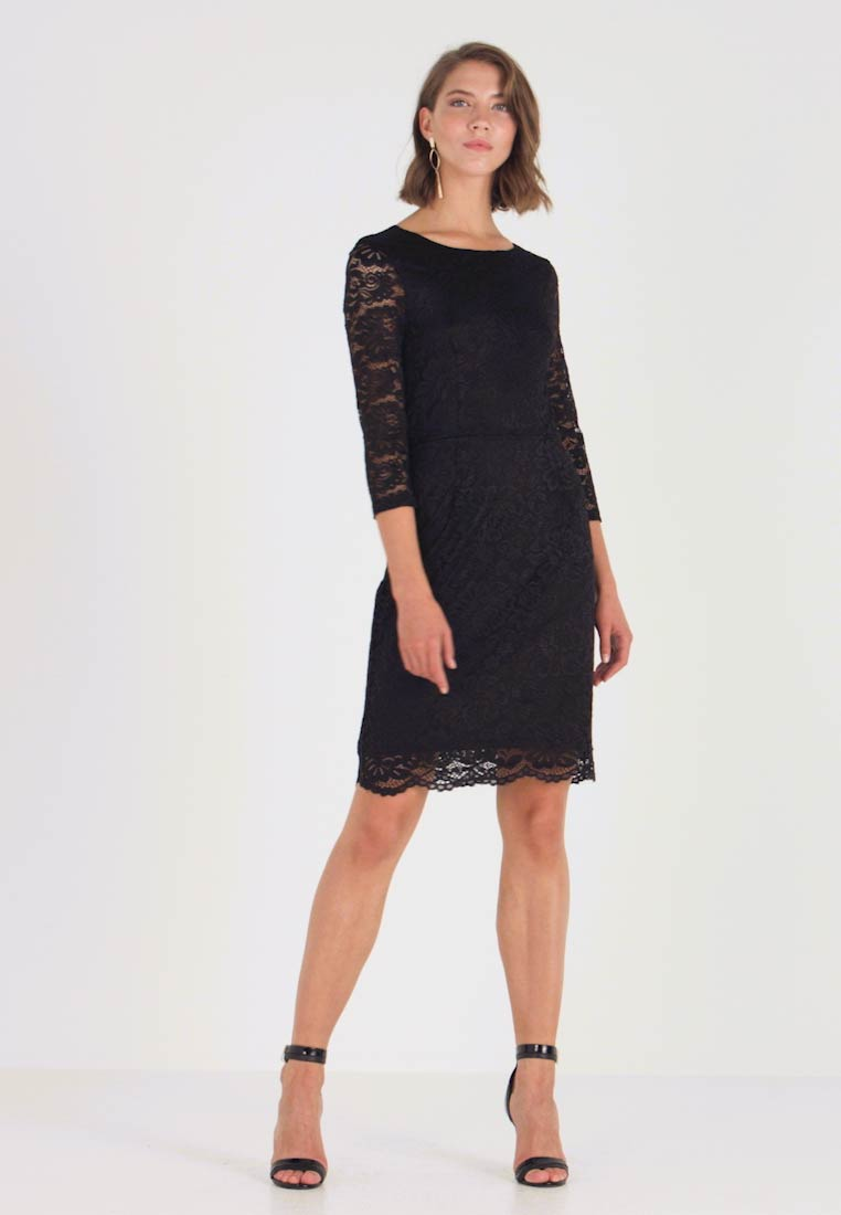 Vero Moda - VMSTELLA DRESS - Cocktail dress / Party dress - black