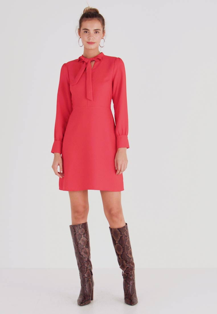 Warehouse - Day dress - red