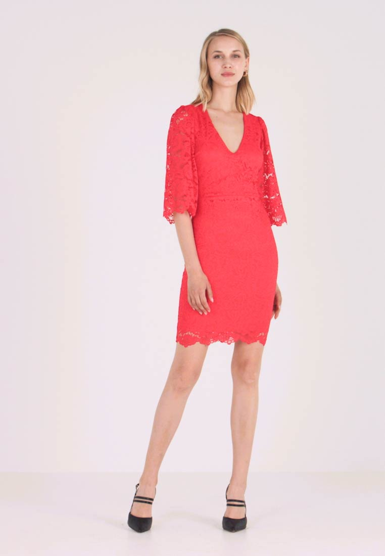 WAL G. - Cocktailkleid/festliches Kleid - red