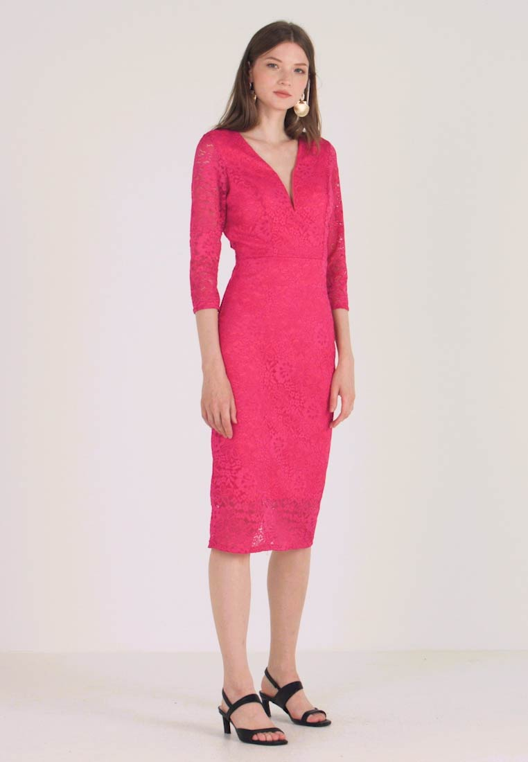 WAL G. - Cocktail dress / Party dress - fuschia