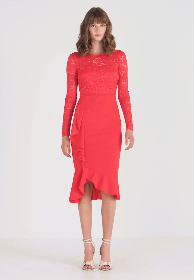 WAL G. - Cocktail dress / Party dress - red