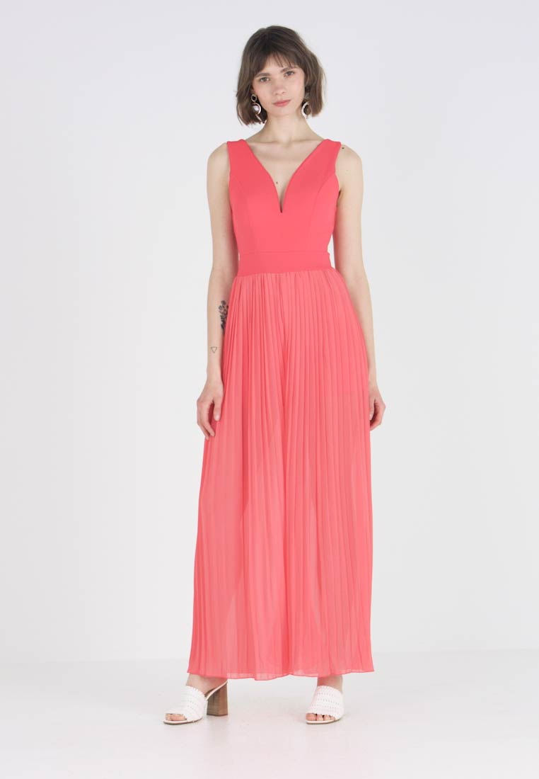 WAL G. - Jumpsuit - coral
