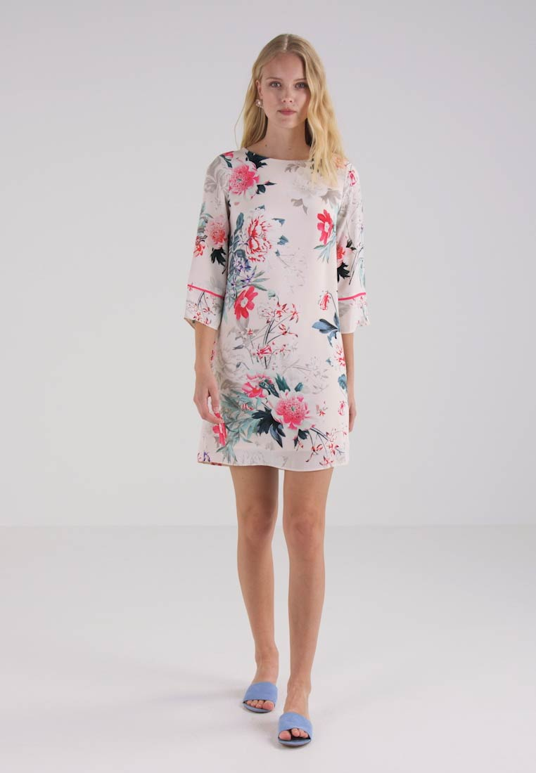 Sommerkjole Wallis SHIFT WONDERLAND DRESS FLORAL RnXq7P4qp