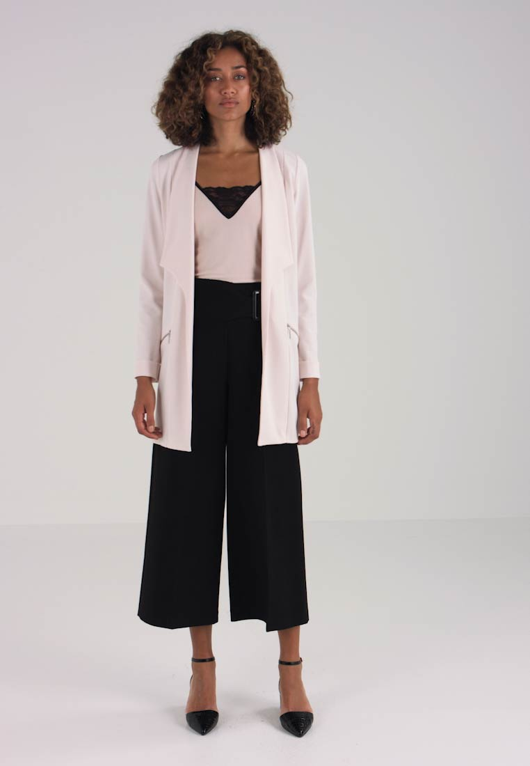 Envelope Collar Short Wallis Blush Coat YZqvnwO