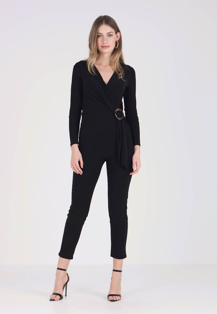 Wrap Wrap Wallis Black Ring Wallis Ring Jumpsuit Black Jumpsuit Ring Wrap Black Wallis Jumpsuit Wallis fAqgfd