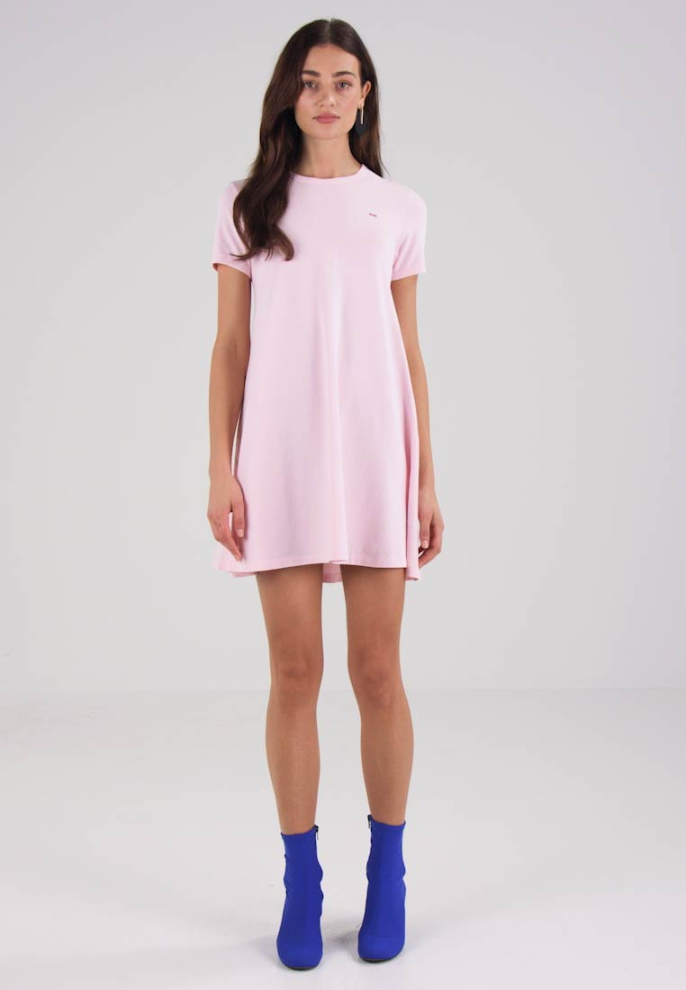 Ida Dress Wood Light Pink Jersey Y1gqqOH