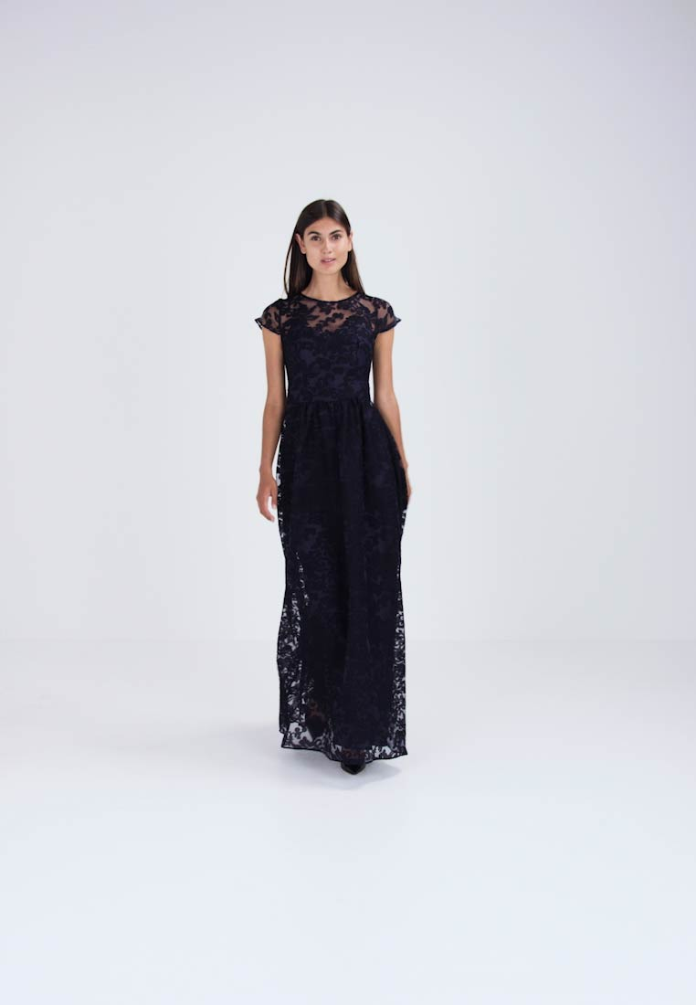 Young Couture by Barbara Schwarzer Robe de cocktail - navy
