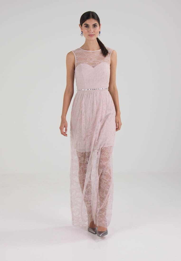 Young Couture by Barbara Schwarzer Robe de cocktail - rose