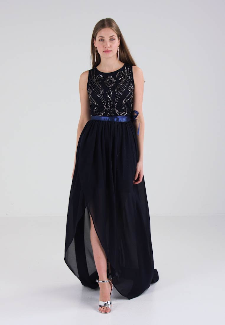Young Couture by Barbara Schwarzer Ballkjole - navy