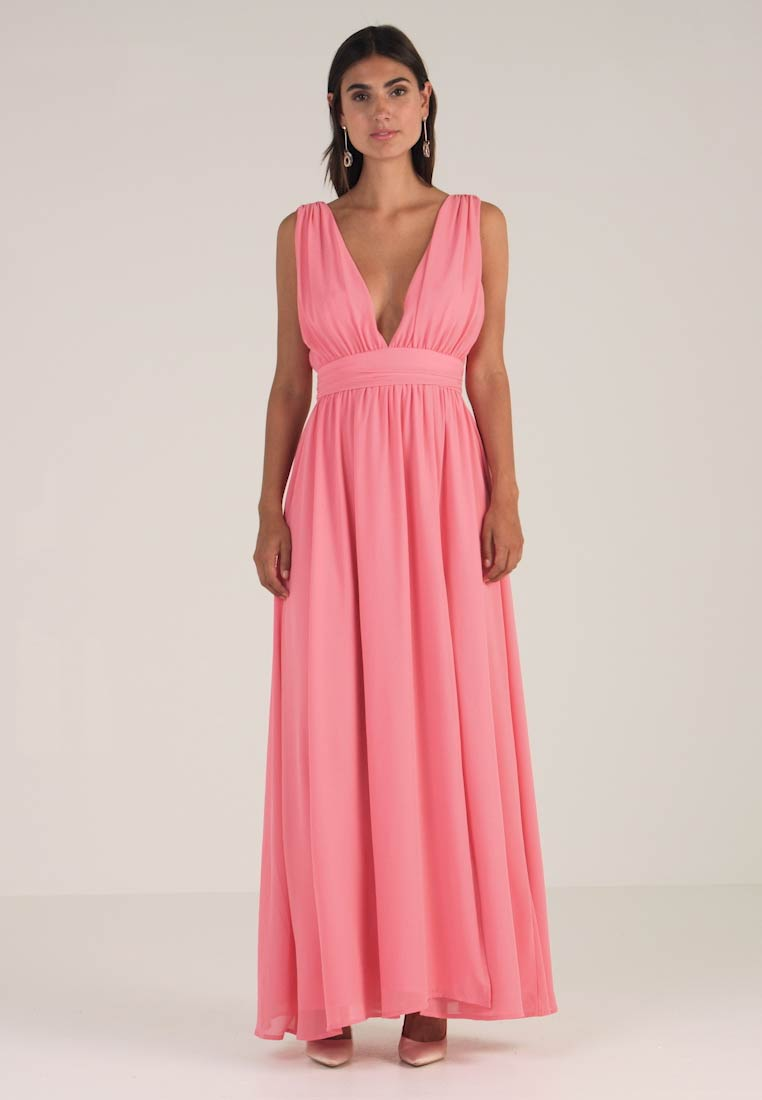 by Barbara Couture pink Schwarzer Young estivo Vestito qwOx7ETn15