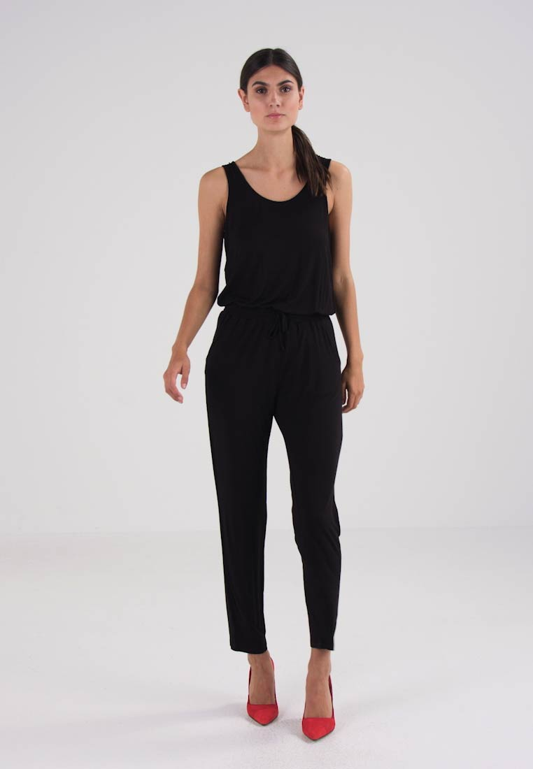 Zalando Essentials Jumpsuit - black