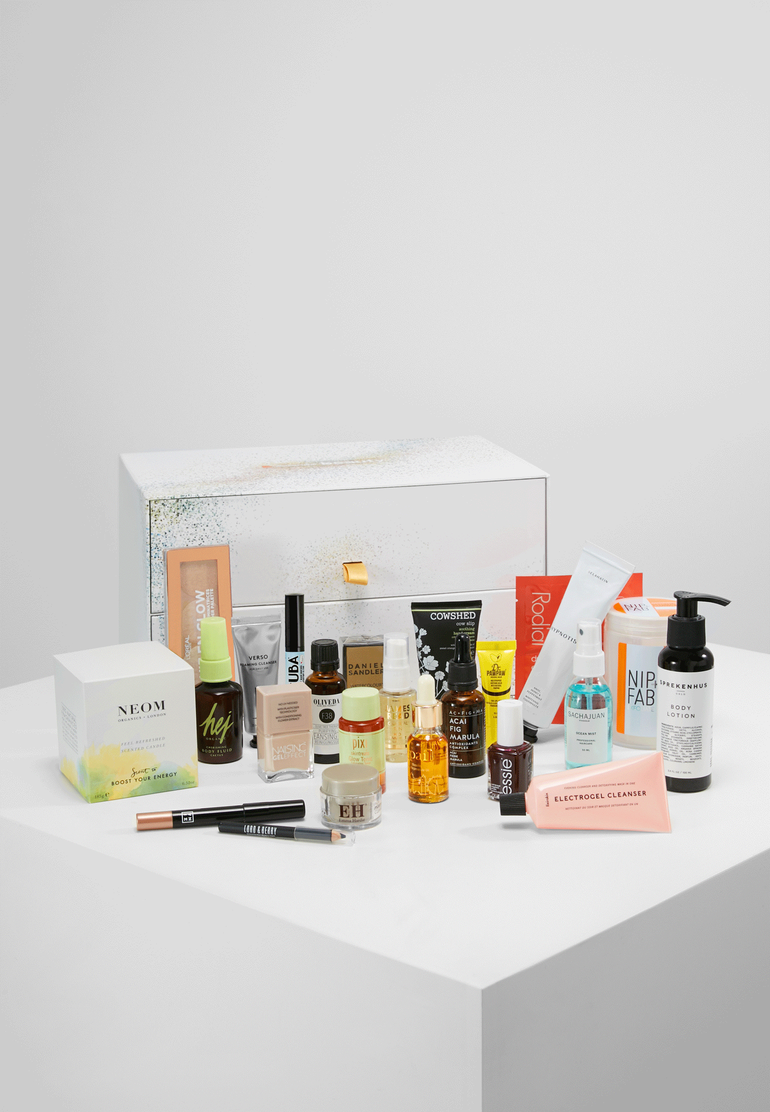 Zalando Beauty - ADVENTSKALENDER 2018 - Adventskalender - -